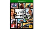 5026555284226 - Grand Theft Auto V - Microsoft Xbox One - Action