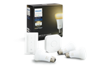 929001200161 - Philips Hue White Ambiance 3 x E27-ljuskällor + Switch Starter Kit