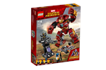 76104 - LEGO Marvel Super Heroes 76104 Hulkbuster Smash-Up