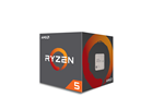 YD2600BBAFBOX - AMD Ryzen 5 2600 with Wraith Stealth - Pinnacle Ridge CPU - 6 kärnor 34 GHz - AMD AM4 - AMD Boxed (PIB - med kylare)