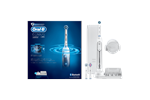 203131 - Oral-B eltandborste Genius 8000N Silver Eltandborste Powered By Braun