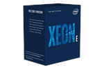 BX80684E2124 - Intel Xeon E-2124 CPU - 4 kärnor 3,3 GHz - Intel LGA1151 - Intel Boxed