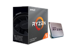 100-100000031BOX - AMD Ryzen 5 3600 Wraith Stealth CPU - 6 kärnor 3,6 GHz - AMD AM4 - AMD Boxed (PIB - med kylare)