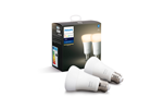 929001821605 - Philips Hue White LED E27-ljuskälla - BT - 2-pack