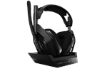 939-001682 - Astro A50 Wireless + Base Station 4th gen XBOX/PC edition - Svart