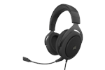 CA-9011213-EU - Corsair HS60 PRO SURROUND Gaming Headset - Carbon - Svart