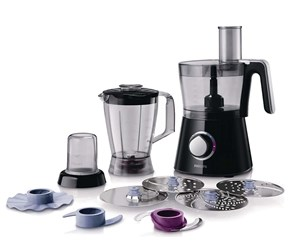 HR7762/90 - Philips Foodprocessor Viva Collection HR7762 - køkkenmaskine - 750 W