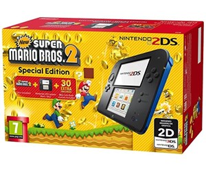 2204532 - Nintendo 2DS - New Super Mario Bros. 2 Special Ed