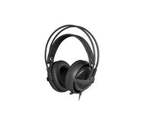 61359 - SteelSeries Siberia P300 - headset - Svart