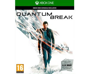 U5T-00012 - Quantum Break - Microsoft Xbox One - Action