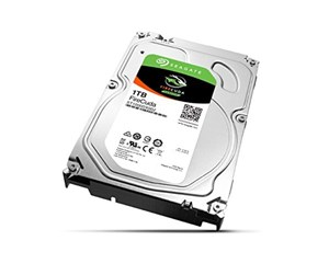"ST1000DX002 - Seagate FireCuda ST1000DX002 Hårddisk - 1 TB - 3,5"" - Solid state drive - SATA-600 - 64 MB cache"