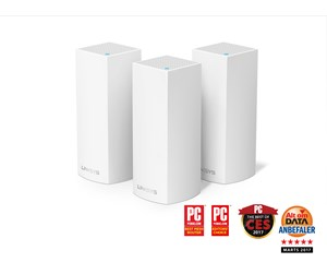 WHW0303-EU - Linksys WHW0303 Velop Whole Home Mesh Wi-Fi System (pack of 3) AC2200 - Mesh router Wi-Fi 5