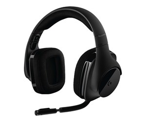 981-000634 - Logitech G533 Wireless Gaming Headset - Svart