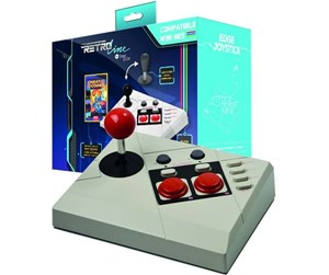 3760210999101 - Steelplay Retro Line Edge Arcade Stick Mini NES - Gamepad - Kompatibel med Nintendo NES