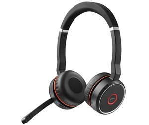 7599-832-109 - Jabra Evolve 75 MS - Svart