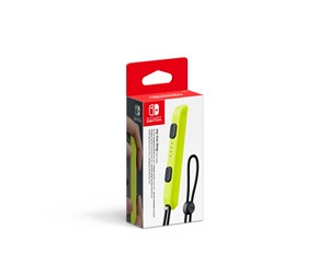 2511866 - Nintendo Joy-Con Strap Neon Yellow - Gamepad - Nintendo Switch