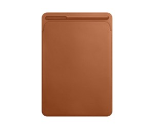 "MPU12ZM/A - Apple iPad Pro 10.5"" Leather Sleeve - Saddle Brown"