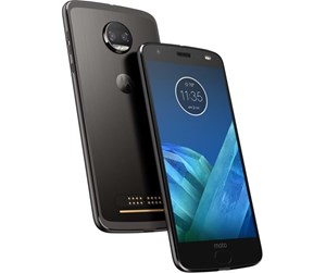 PA900003SE - Motorola Moto Z2 Force 64GB - Super Black