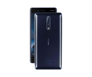 11NB1L01A25 - Nokia 8 128GB - Polished Blue
