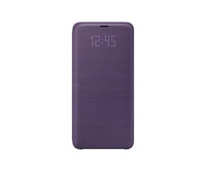EF-NG965PVEGWW - Samsung LED View Cover S9 Plus - Purple