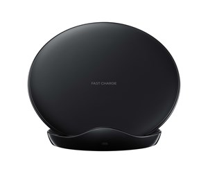 EP-N5100TBEGWW - Samsung Wireless Charger Standing 2018 - Black (Incl. Power Adapter)