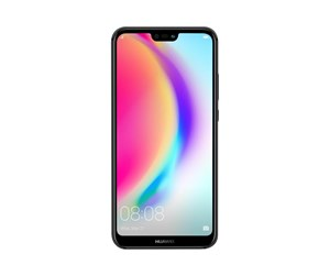 51092EJU - Huawei P20 Lite 64GB - Midnight Black