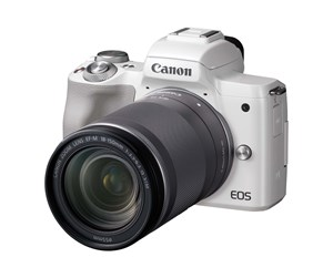 2681C042 - Canon EOS M50 18-150mm IS STM - White