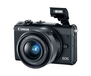 2209C096 - Canon EOS M100 15-45mm - Black