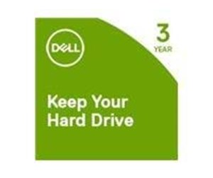 XPSNBXXXX_253 - Dell Keep Your Hard Drive - extended service agreement - 3 years