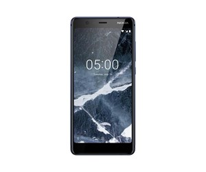 11CO2L01A08 - Nokia 5.1 16GB - Tempered Blue