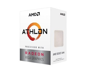 YD200GC6FBBOX - AMD Athlon 200GE CPU - 2 kärnor 3,2 GHz - AMD AM4 - AMD Boxed (PIB - med kylare)