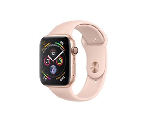MU6F2KS/A - Apple Watch Series 4 (GPS) 44mm - Gold Alu with Sand Pink Sport Band