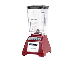 BLB-Total-PO - BlendTec Mixer Total Blender Classic - Red - 1560 W