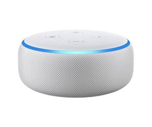 B07PDHSPXT - Amazon Echo Dot 3rd Gen - White