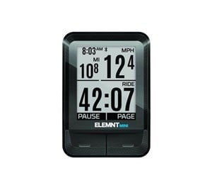 WFCC2 - Wahoo Fitness ELEMNT mini - Cycling Computer
