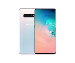 SM-G975FZWDDBT - Samsung Galaxy S10 Plus 128GB - Prism White