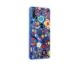 51993074 - Huawei P30 Lite Colorful-TPU Case - Flower Blue