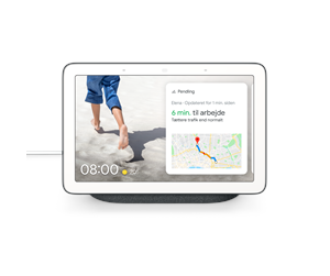GA00515-NO - Google Nest Hub - Charcoal (Nordic)
