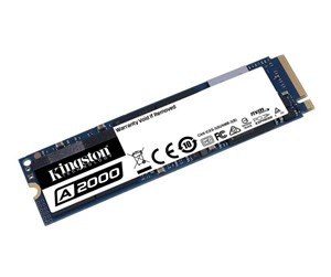 SA2000M8/1000G - Kingston A2000 M.2 NVMe SSD - 1TB