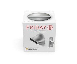 FLNS - Friday Lab Smart Lock - Nickel Satin