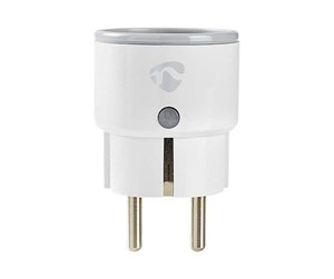 WIFIP110FWT - Nedis WiFi Smart Plug with Energy Monitoring