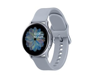 SM-R830NZSADBT - Samsung Galaxy Watch Active 2 40mm - Aluminium - Cloud Silver