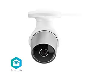 WIFICO11CWT - Nedis WiFi Smart Outdoor IP-Camera