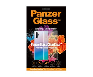 PANZER0215 - PanzerGlass Samsung Galaxy Note 10 Plus (Clear Case)