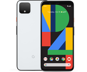 GA01188-DE - Google Pixel 4 64GB - Clearly White