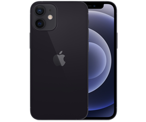 MGE93QN/A - Apple iPhone 12 mini 5G 256GB - Black