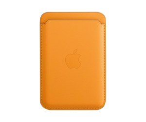 MHLP3ZM/A - Apple iPhone Leather Wallet with MagSafe - California Poppy