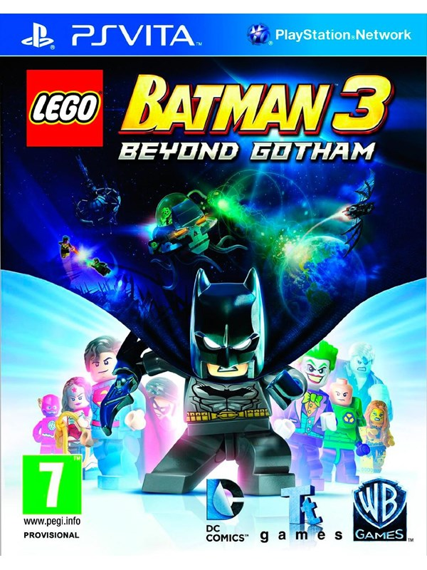 LEGO Batman 3: Beyond Gotham - Sony PlayStation Vita - Action/Adventure