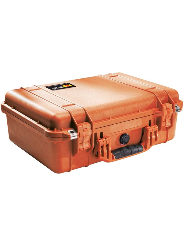 PELI can Protector Case 1500 with Padded Divi