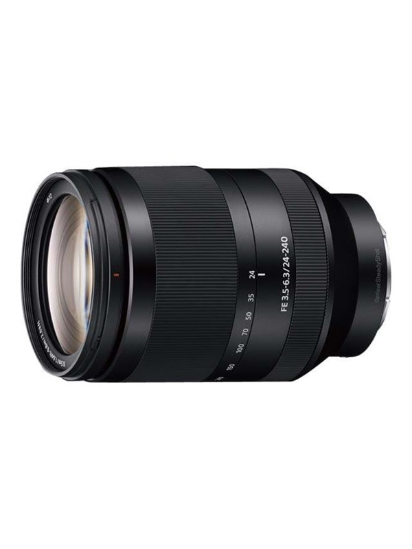 Sony SEL24240 - zoomlins - 24 mm - 240 mm